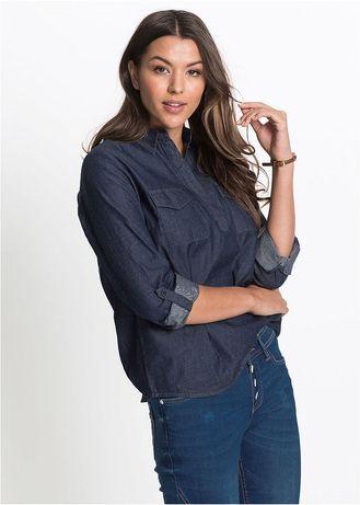 Туника женская джинсовая 100%катон, Германия.