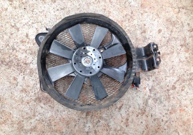 Ventilador ar condicionado Nissan terrano II