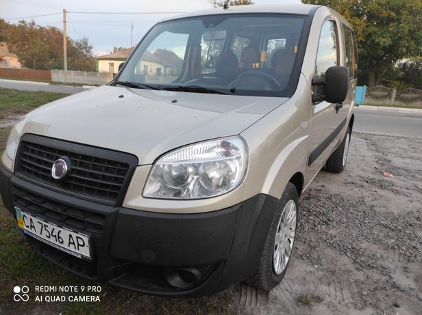 Fiat Doblo  продам
