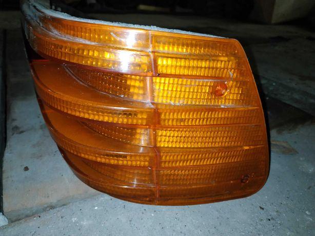 Стопы стопаки стоп фонари Мерседес Mercedes 126 - пара.