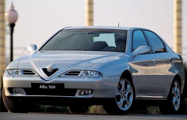 Разборка Alfa Romeo 166/ рулевая, ступицы, турбина, тнвд alfa romeo