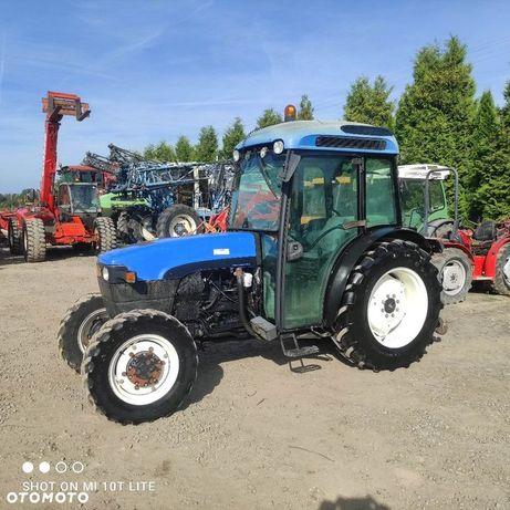 New Holland TN 85 F  ciągnik sadowniczy