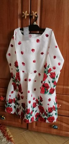 Платье р. 146