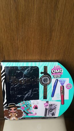 LOL Surprise OMG Fashion Journal - творческий набор из США.