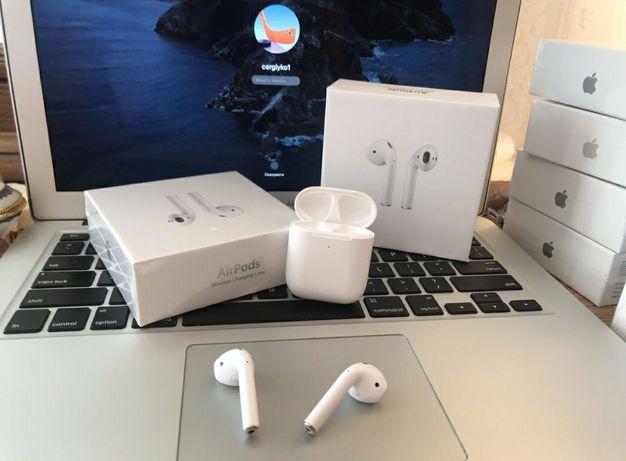 Airpods 2 Wireless charging case Оригинал 1:1 АирПодс 2 ЛЮКС коп я