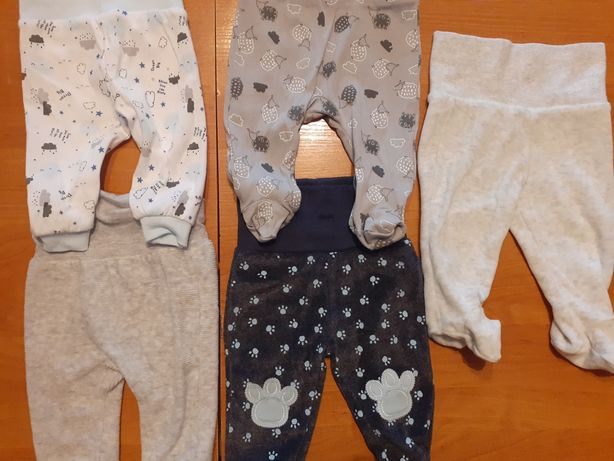 Spodnie r. 62