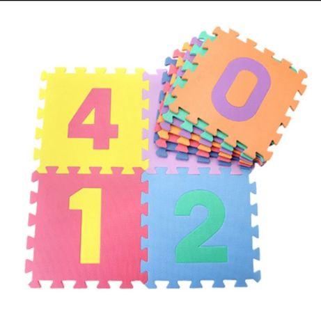 Mega puzle piankowe 30cm