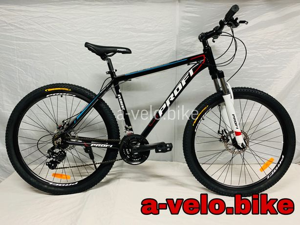 Велосипед Profi Everest 27,5 алюминиевый