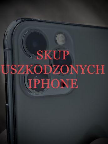 SKUP uszkodzonych IPHONE