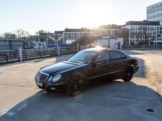 Mercedes-Benz klasa E 200 CDI