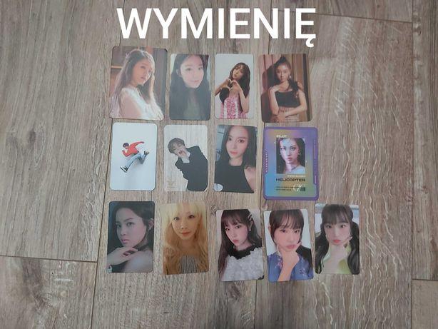 Kpop Taeyeon CLC The rose Gidle Lee Hi Izone