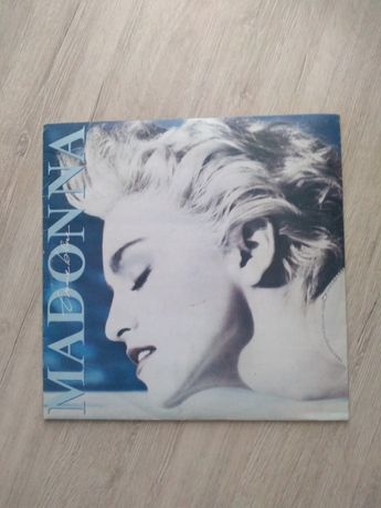 Madonna True Blue. Winyl