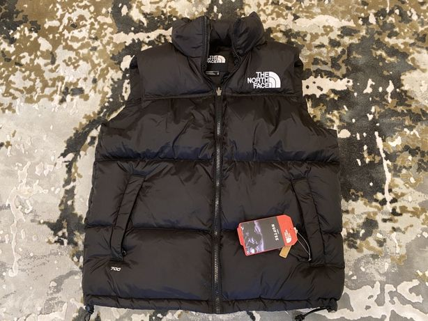 Куртка The North Face пуховик nuptse безрукавка жилетка lacoste
