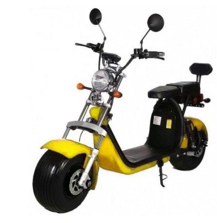 Scooter elétrica 1500w, 20ah várias cores disponíveis