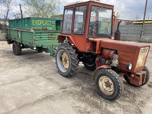Ciągnik Władimirec T25A