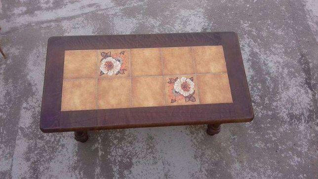 Mesa de centro madeira