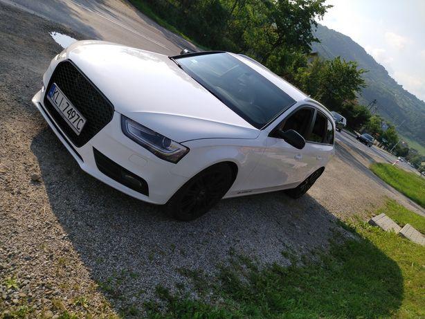 Okazja! Audi A4 B8 polift 3.0Tdi Quattro 245 km