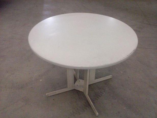 Mesa redonda de escritorio