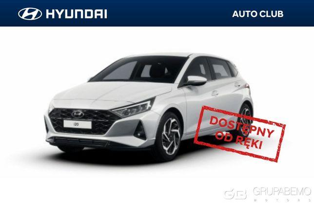 Hyundai i20 i20 COOL Benzyna 1.2 84 KM 5 bieg. M/T 2WD