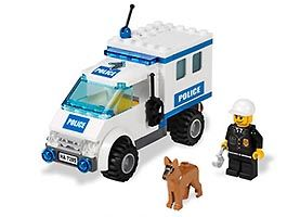 Лего 7285 Полицейский наряд и служебная собака 270 грн.