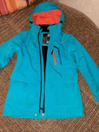 Термо куртка лыжная ветро водонипроницаемая Obscure 176 рост 46 48 раз
