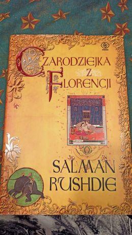 Czarodziejka z Florencji- Salman Rushdie