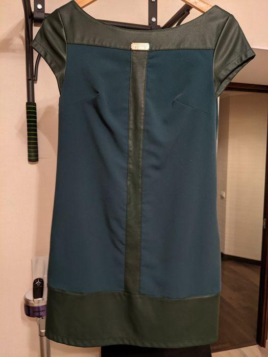 Платье изумрудного цвета Херсон - изображение 1