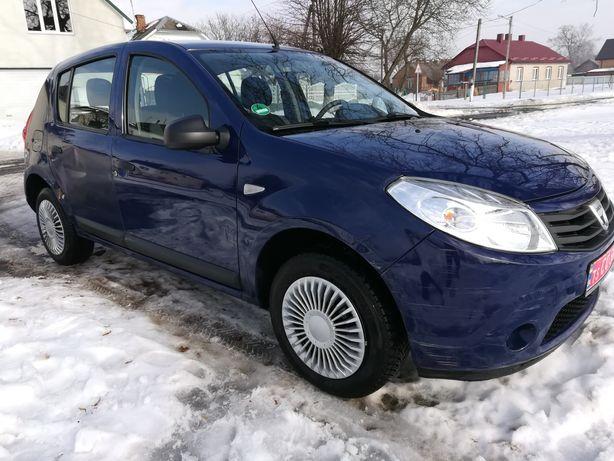 Dacia Sandero свежепригнан