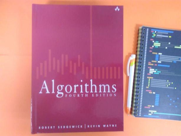 Algorithms, 4th Edition, Robert Sedgewick (цветная)/kupichitay com ua
