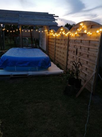 Pokrowiec na basen