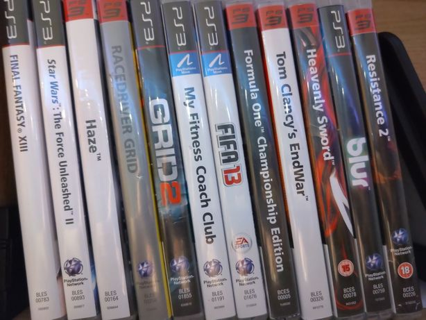 Gry ps3 PlayStation 3