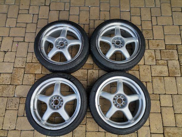 Felgi aluminiowe ABT OZ R18 5x112 8j ET35 Audi A6 A3 A4 VW bbs rs