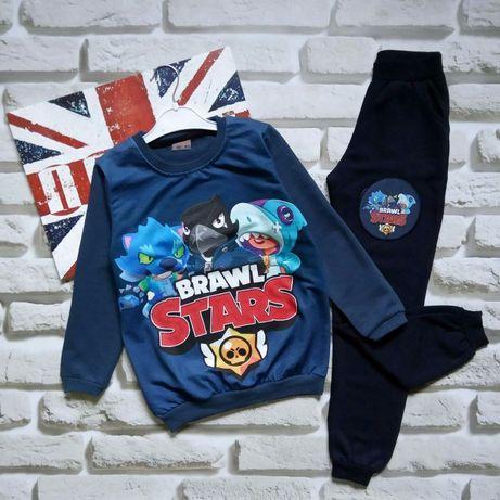Спортивный костюм Brawl Stars для мальчика 6-7 лет