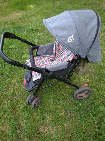 Продам прогулочную коляску GT BABY