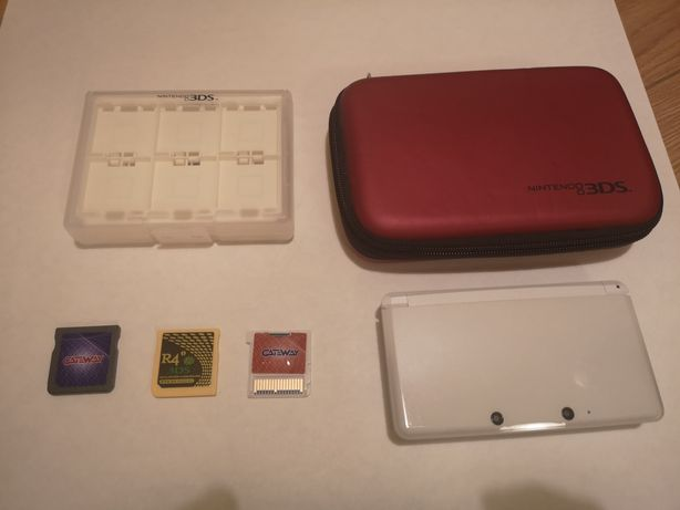 Nintendo 3ds + akcesoria