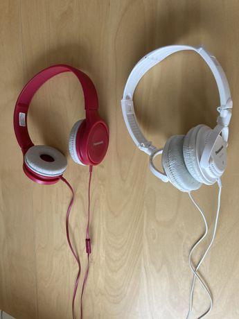 Słuchawki Panasonic 2 sztuki z mikrofonem
