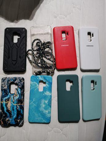 Capas Samsung Galaxy S9+