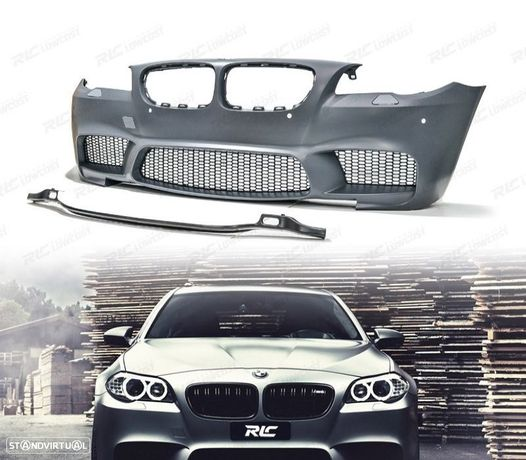 PARA-CHOQUES FRONTAL LOOK M5 BMW SERIE 5 F10 F11 10-13 PDC