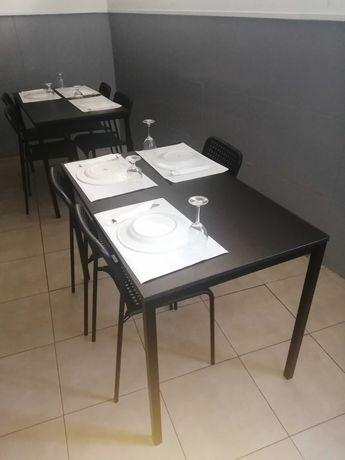 Conjuntos de mesas