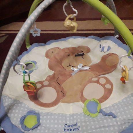 Продам игровой развивающий коврик Canpol babies