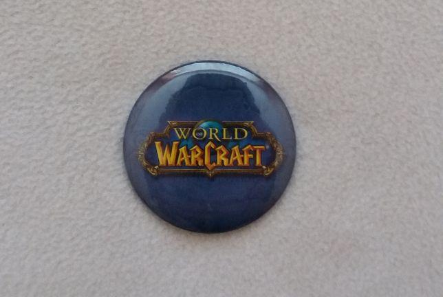 Przypinka World of Warcraft