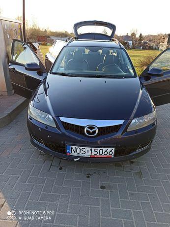Mazda 6 kombi 2007 r.