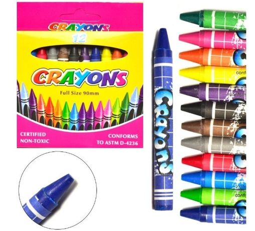 Восковые карандаши ОПТ