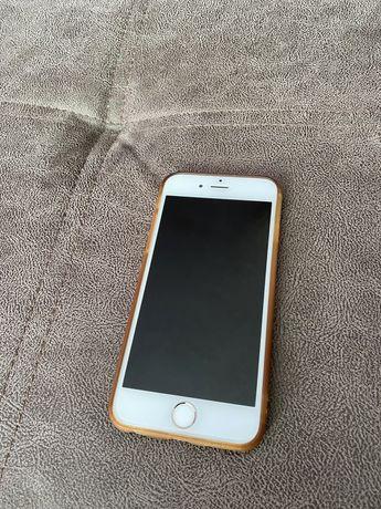 iPhone 6 в золотом цвете….