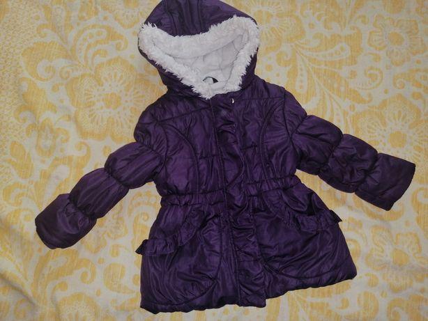 Куртки на осінь, 98-104