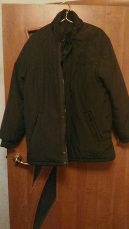 Мужская зимняя куртка 60размера