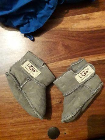 Уггі Угги сапожки чобітки взуття дитяче зимове 11 см