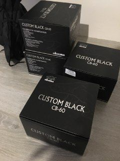 Катушка Okuma Custom Black CB-60