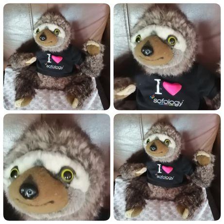 Sympatyczna maskotka, leniwiec
