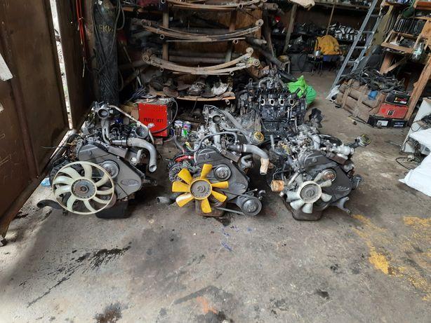 двигатель форд транзит 2.5D 2.5TD мотор Ford Transit,блок цилиндров ГБ